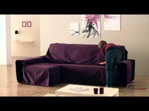 comment nettoyer housse de canapé