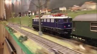 Zugbildungen Nach Vorbild  D  Schnellzug  Mitte 60er Anfang 70er Mit Ayl