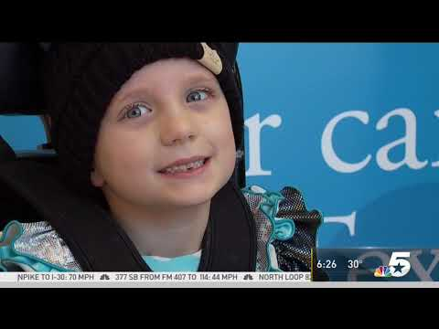 6-Year-Old Completes Final Proton Therapy Cancer Treatment