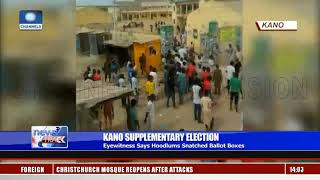 Kano Supplementary: Hoodlums Disrupt Voting Process In Gama, Dala