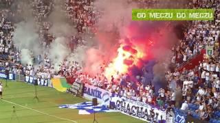 Fanoušci Banik Ostrava - Slavia Praga 0:0 6.08.2017