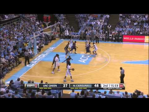 Video: UNC-UNCG Game Highlights