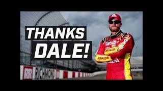 Dale Jr. Tribute Video (The All-American Rejects - Time Stands Still)