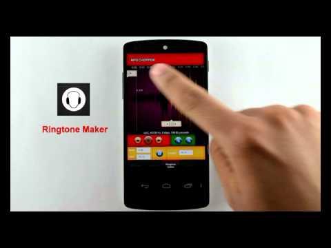 Video of Ringtone Maker