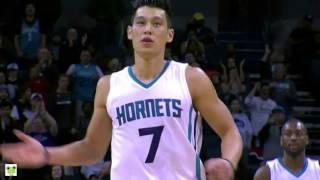 Jeremy Lin Full Jump Shot Highlights 2015-2016 season
