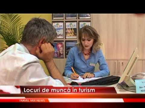 Locuri de munca in turism