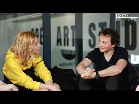 DETKI LIFE : актёр из сериала «Коли ми вдома» Костя Войтенко в Open Art Studio