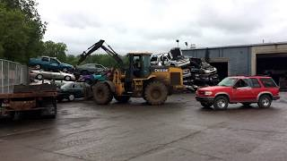 J & M Auto recycling in Minneapolis