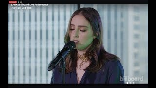 BANKS   Billboard Live Performance