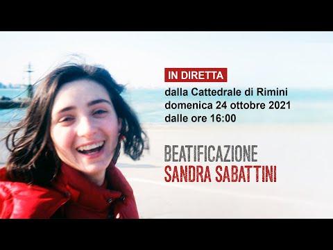 Beatificazione di Sandra Sabattini