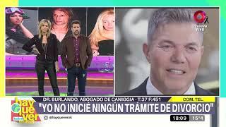 Habla El Abogado De Claudio Caniggia
