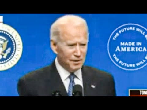 President Biden's Desperate Attempt to Explain 'Unity' With Republicans