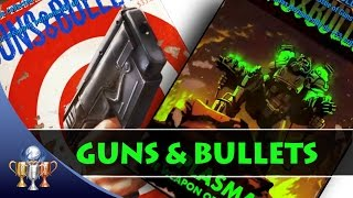 Fallout 4 Guns & Bullets Comic Book Magazine Locations (10 Issues)