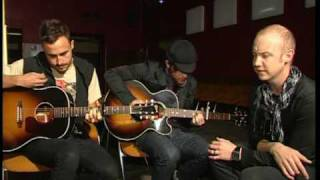 The Fray - You Found Me (Unplugged at Bubble Gum TV)