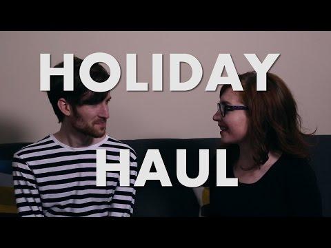 Book Haul   Holiday & Boxing Day Hauls