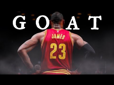 "Lebron James - GOAT ᴴᴰ (ft. Drake - ""I'm Upset"")"