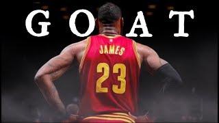 "Lebron James   GOAT ᴴᴰ (ft. Drake   ""I'm Upset"")"