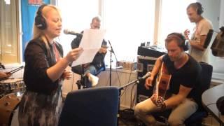 Da Buzz med sin senaste låt - LIVE i MorronZoo