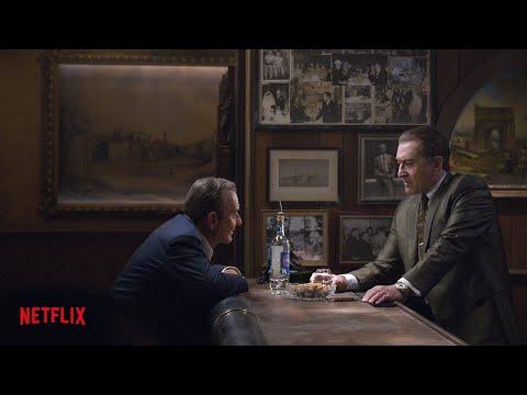 O Irlandês | Teaser oficial