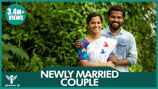 Newly Married Couple - Best Moments of Life | #Nakkalites