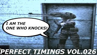 MGS - Perfect live stream timings & other moments. (Vol026)