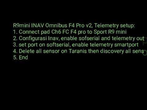 Omnibus F4 Pro - FPVTV