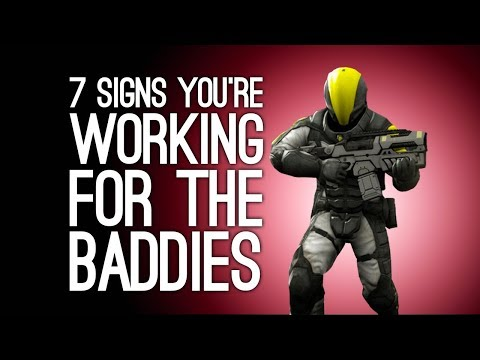 7 Signs the Private Army You've Joined Works for the Bad Guys