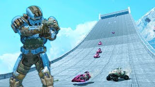 Jump Rope In Halo Reach (MCC)