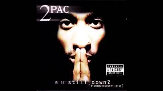 2 Pac-I Wonder If Heaven Got a Ghetto (Explicit)