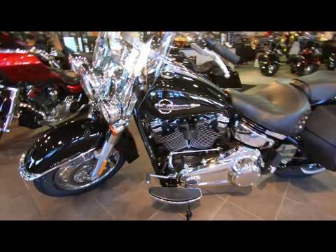 2020 Harley-Davidson Softail Heritage Classic 107 FLHC