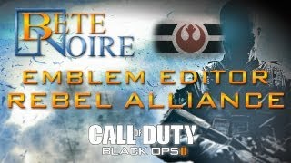 Black Ops 2 Emblem Creator: Star Wars Rebel Alliance Emblem