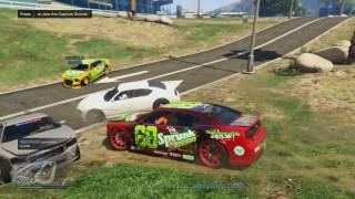 GTA 5 Police ManHunt Most Wanted 10 [HD]