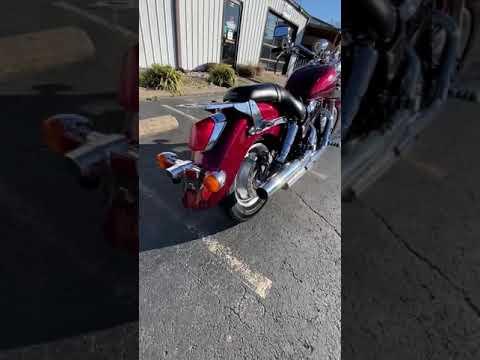 2007 Honda VT1100 SHADOW in Greenbrier, Arkansas - Video 1