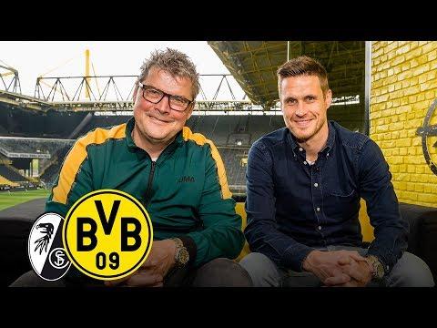 The Freiburg-Expert talks   Sebastian Kehl joins Matchday Magazine   SC Freiburg - BVB