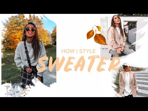 HOW I STYLE: PULLOVER | SCHANNALOVES