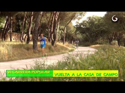 Vuelta Casa de Campo 2014