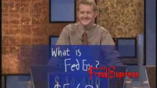 Ken Jennings Loses on Jeopardy!