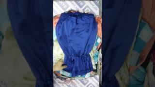 Блузки италия кор. рукав экстра 2пак. 15кг. 9.5€/кг 130шт.