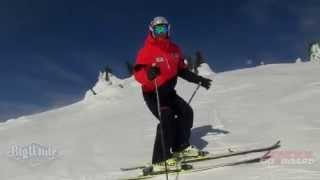 Big White Ski and Board School: Ski Tip with Mark Shaxted