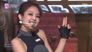 190407 블랙핑크 BLACKPINK - Kill This Love @ Inkigayo Comeback