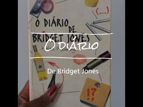 [Resenha] Eu Li: O Diário de Bridget Jones - Helen Fielding