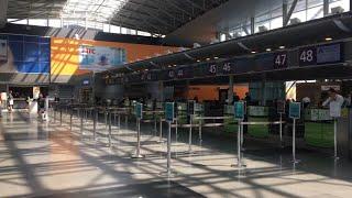 Едем в аэропорт. Ждём рейс в Египет. Обзор аэропорта Борисполь