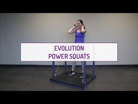 Evolution Power Squats