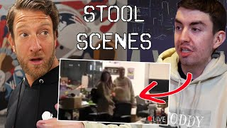 Barstool Employee Caught On Air Having First Date In The Office   Stool Scenes 243