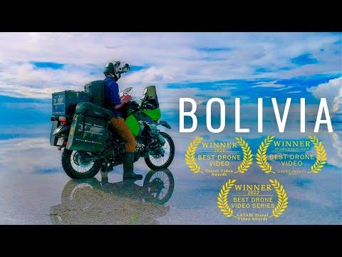 הסרטון הזה מציג לראווה את נופי בוליביה המדהימים!