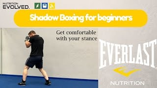 How to Shadow Box for Beginners