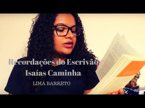 Recordações do Escrivão Isaías Caminha - Lima Barreto