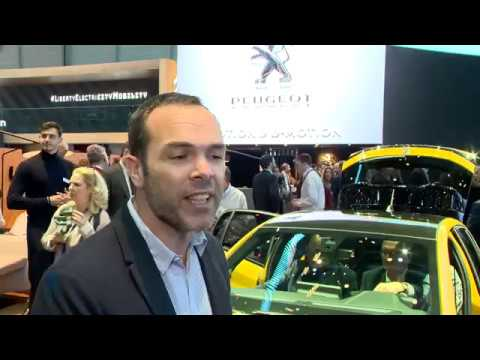 Geneva International Motor Show: a bright future for electricity