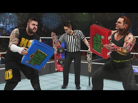 WWE 2K19 What Happens if 2 Superstars Cash in At The Same Time?