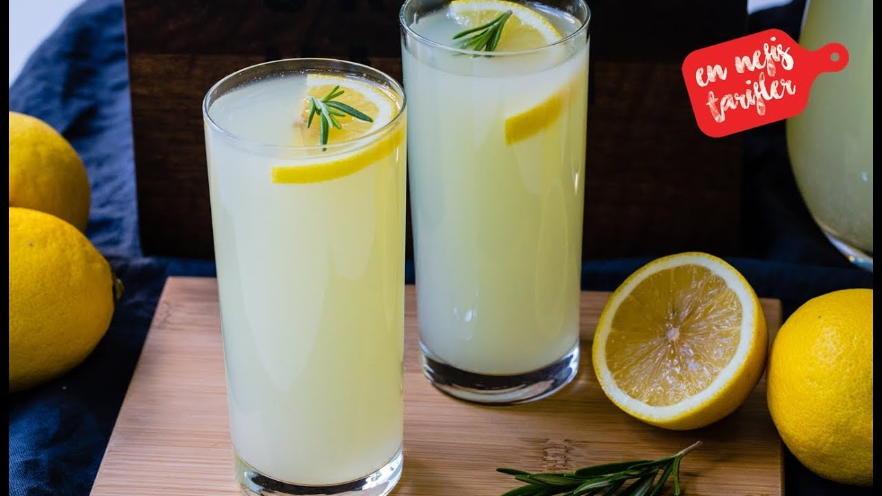 Tagkolay Limonata Tarifi Videosu 53